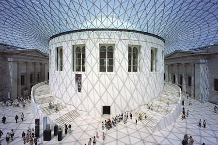 3. Imagini Anglia - British Museum, Londra