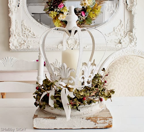 crown-candle-holder-shabby-