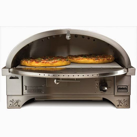 Kalamazoo Outdoor Artisan Pizza Oven 3 Outdoor Pizza Ovens