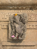 Nritta-Ganesha with multiple hands.