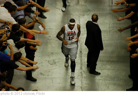 'The New York Knicks' Carmelo Anthony' photo (c) 2012, ctsnow - license: http://creativecommons.org/licenses/by/2.0/