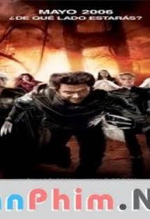Dị Nhân 3 - X-men 3: The Last Stand Tập 1080p Full HD