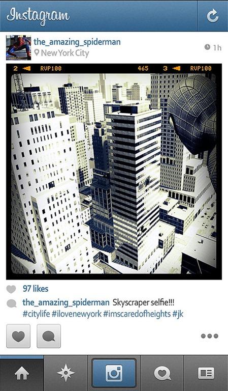 superheróis Instagram 03