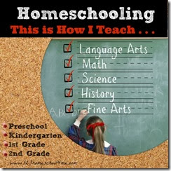 How to teach homeschooling series