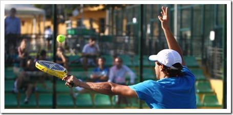 Ya se conocen los semifinalistas del Open por Parejas en el Mundial de Menores de Melilla.