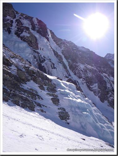 Cascada Os Diaples de Panti 180m 8512