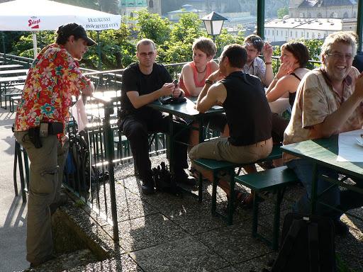 in Geo Fortress Salzburg hat begonnen