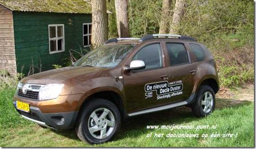Dacia Duster Test 01