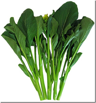 01 菜心 - Choy Sum - Chinese Flowering Cabbage