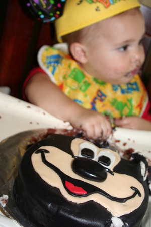 Slickpaw's Pics...Nash's 1st bday party 221