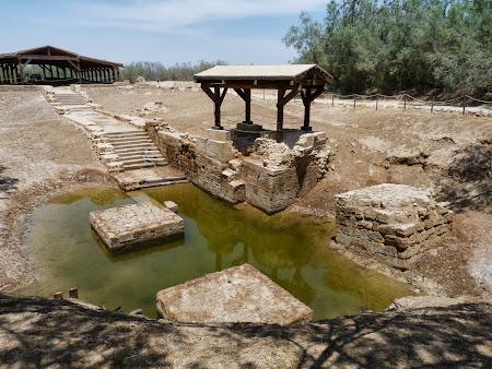 Locul de botez al lui Isus