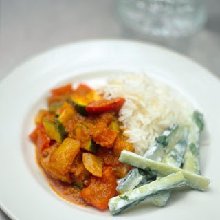 Vegetable Curry Without Coconut Milk Recipes