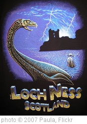 'sept 07 - roadtrip - loch ness shirt' photo (c) 2007, Paula - license: http://creativecommons.org/licenses/by/2.0/