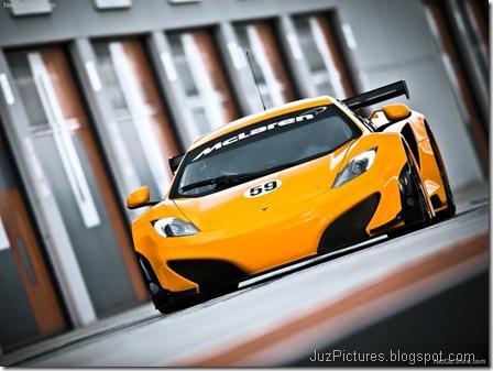 McLaren MP4-12C GT36