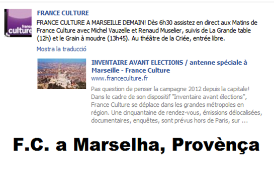 FC a Marselha