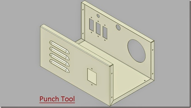 Punch Tool