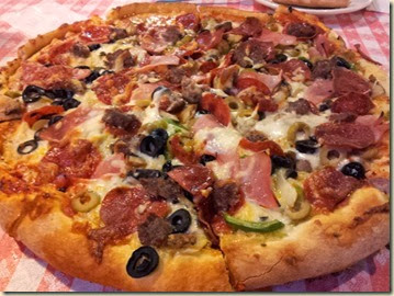 Big Ed's Pizzeria ~ Big 8 Pizza