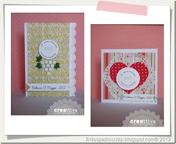 card comunione blog