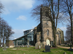 Erdingtons St.Barnabas Church