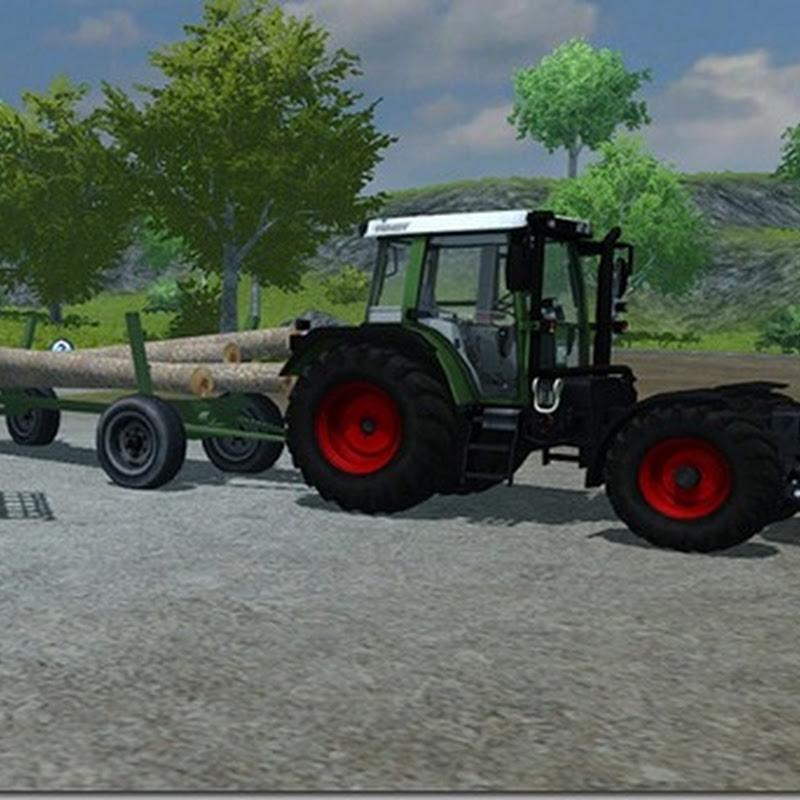 Farming simulator 2013 - Fendt Holzanhanger V 1.0