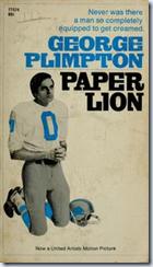 Paper Lion (book)