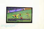 Prototipo di Sony Google TV in esposizione alla fiera dell'elettronica IFA 2010 di Berlino
