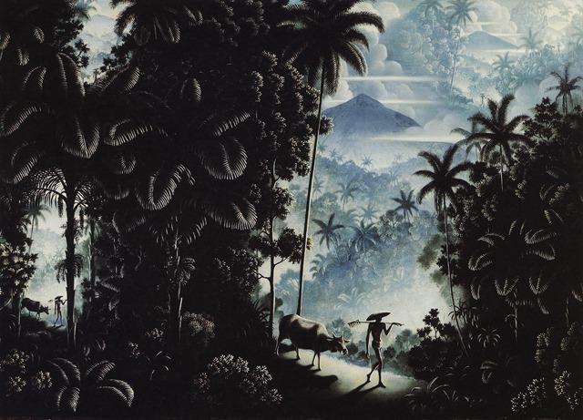 Dipinti Balinesi