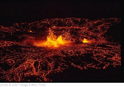'Kilauea Volcano at Mauna Ulu' photo (c) 2007, Image Editor - license: http://creativecommons.org/licenses/by/2.0/