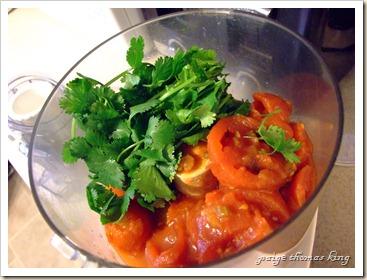salsa, step 1