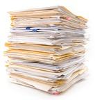 Arquivos desorganizados