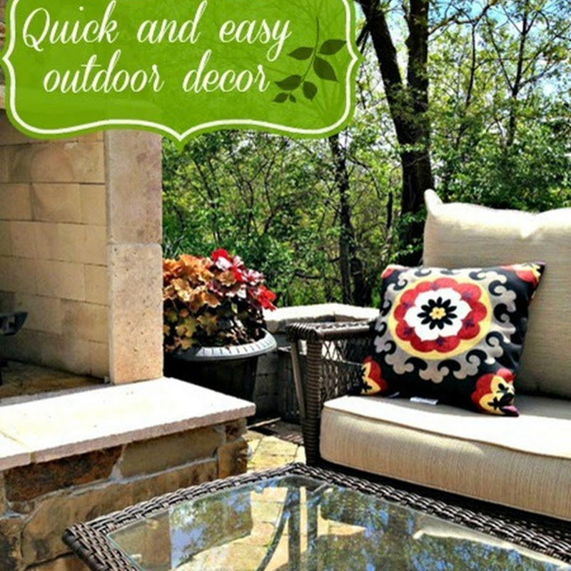 Outdoor decor ideas (My HD video)