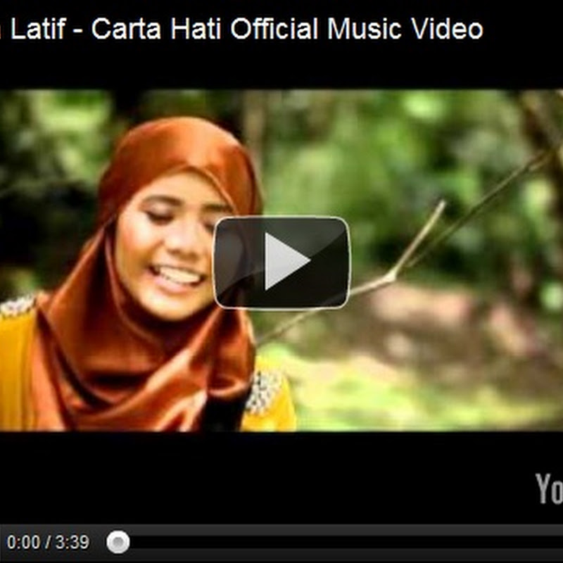 video official carta hati – najwa latif