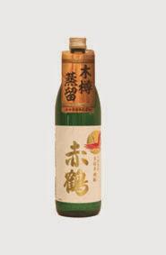 赤鶴 25度 五合瓶