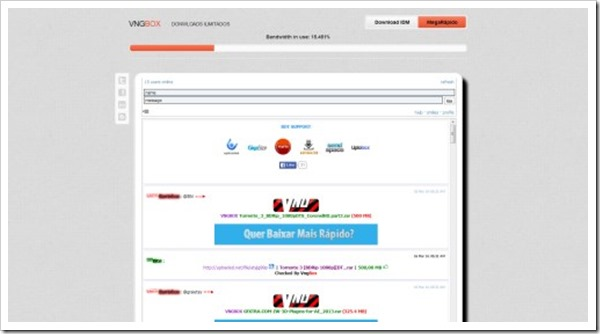 Vip files net premium link generator