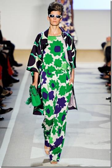 Diane Von Furstenberg Spring 2012 (5)