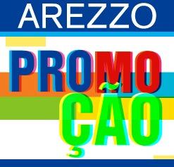 Bolsas e sapatos Arezzo em promoção.