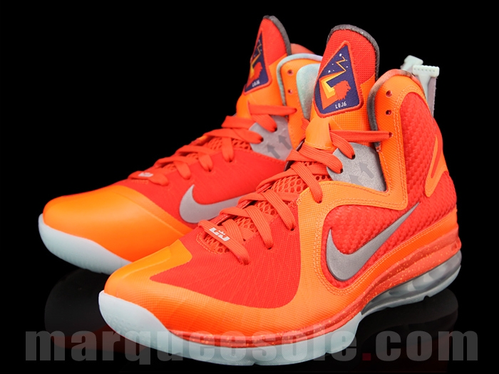 online store 947c6 a2de9 New Nike LeBron 9 is Coming to you With a 8220Big Bang8221 for AllStar ...
