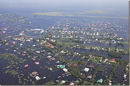 Наводнение на Дальнем Востоке_