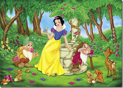 Blancanieves,Schneewittchen,Snow White and the Seven Dwarfs (46)