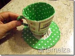 artemelza - xicara porta chá -95