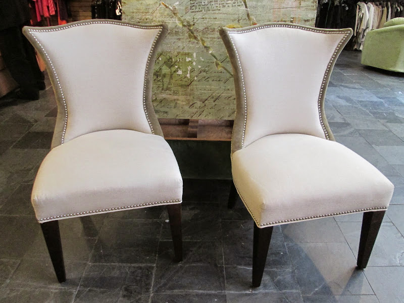 Lee Industires Chair Pair 2