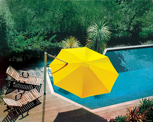 Treasure Garden makes large patio umbrellas, umbrella bases and protective furniture covers that provide quality, value and style to both residential and commercial outdoor spaces. Treasure Garden has been making patio umbrella for over 25 years and continues to lead the outdoor furniture industry with innovative products such as the 13 foot AZK Cantilever Umbrella. We offer all Treasure Garden products, including replacement canopies made from Sunbrella Fabrics. http://www.authenteak.com/treasure-garden.html