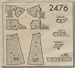 2476pieces