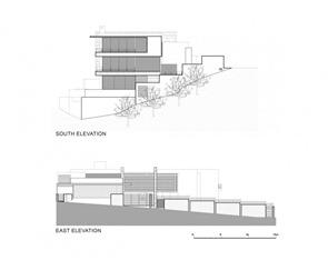 elevacion-Plano-Proyecto-casa-Saota-y-Antoni-Asociados