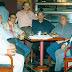 Foto tirada em 10 de março de 2000, no CREA, por ocasião do lançamento do livro Aspectos Contemporâneos da Física. Da esquerda para a direita: João Sobrinho, João dos Santos Messias Filho, Geraldo Mártires Coelho, Bassalo, Eduardo Boulhosa Nassar, Antonio Pinho e Manoel Leite Carneiro.