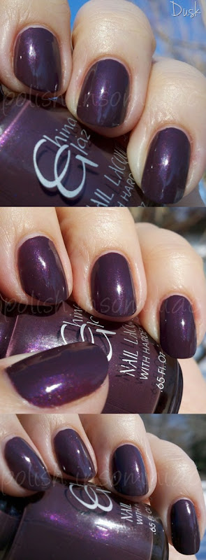 China Glaze Dusk - Throwback Thursday