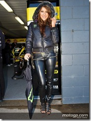 Paddock Girls Iveco Australian Grand Prix 16 October 2011 Phillip Island Australia (4)