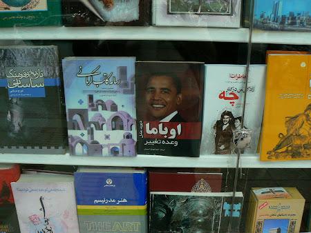Obama books in Iran