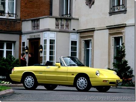 Alfa Romeo Spider 1