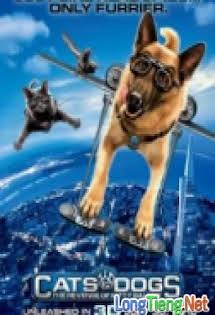 Cuộc Chiến Chó Mèo :Phần 2 - Cats & Dogs: The Revenge Of Kitty Galore